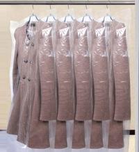 Чехлы полиэтиленовые для одежды