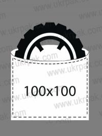 Пакеты для шин 100х100