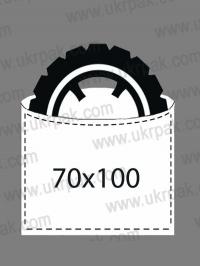 Пакеты для шин 70х100