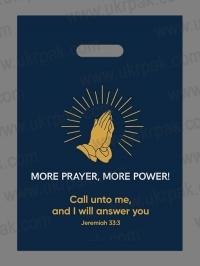 Пакеты банан с логотипом для религиозных организаций